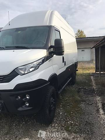 Offroad Camper Iveco Daily 4x4