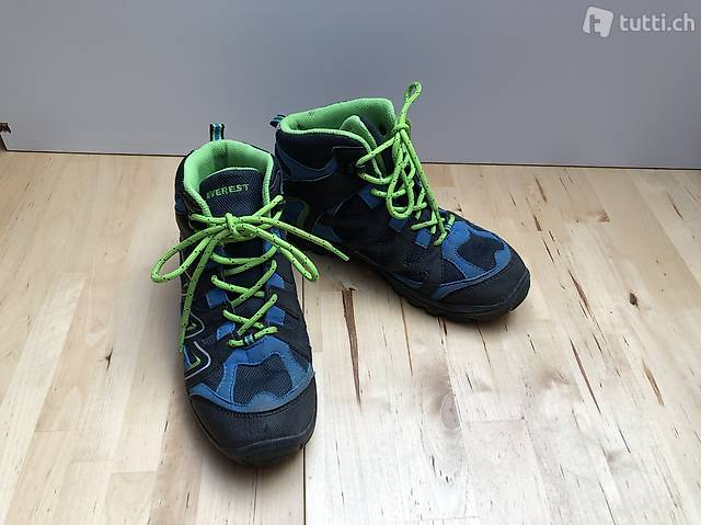 Everest Vibram Watertex Wanderschuh Gr 35 Kinderschuh Wander