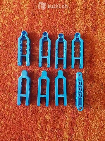 Lego Parts 8x Radaufhängung für 8880 Super Car