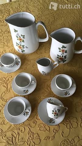 servizio da tè x5 persone