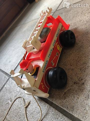 Fisher Price Fire Engine