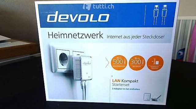 Devolo LAN 500 Kompakt Starterkit