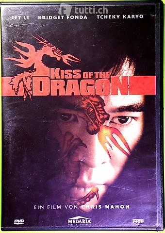 KISS OF THE DRAGON / JET LI / BRIDGET FONDA / TCHEKY KARYO