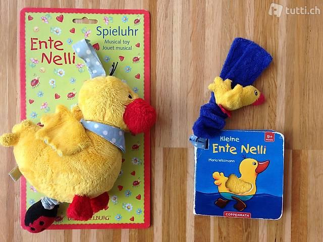 Spieluhr Ente Nelli von Die Spiegelburg