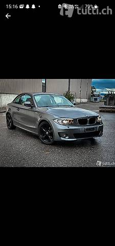 Bmw 120i Coupe 170ps