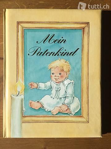 Mein Patenkind / Eintrag- und Fotoalbum  * Weicher Einband *