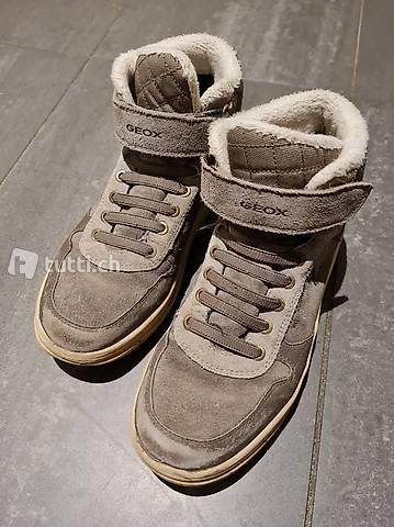 leicht gefütterte Schuhe von GEOX Gr. 35