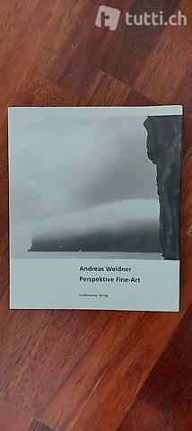 Buch von A. Weidner: Perspektive Fine-Art