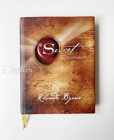 The Secret - Das Geheimnis (Rhonda Byrne)