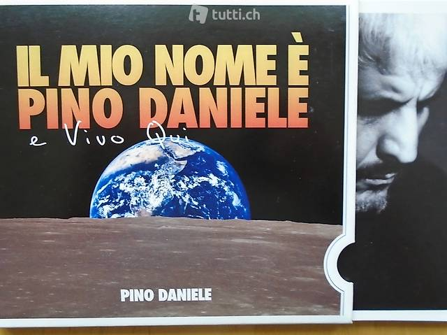 Pino Daniele, CD