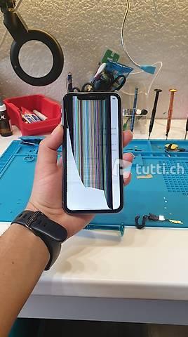 iphone xs max vordereGlass