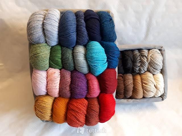 100% Baby-Alpaka Wolle