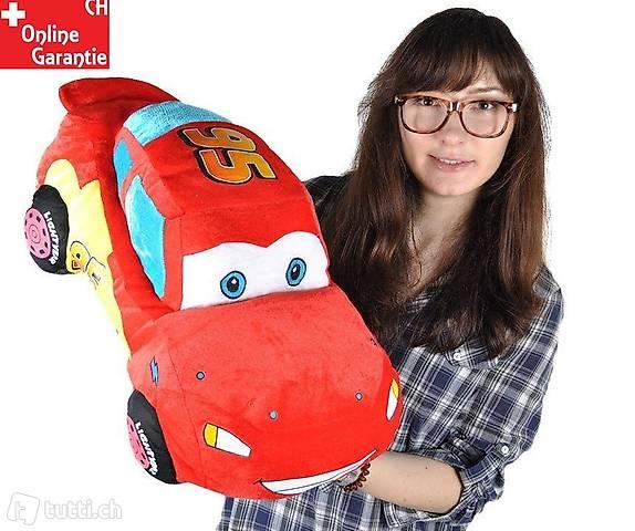 Disney Cars Lightning McQueen peluche voiture jouet cadeau