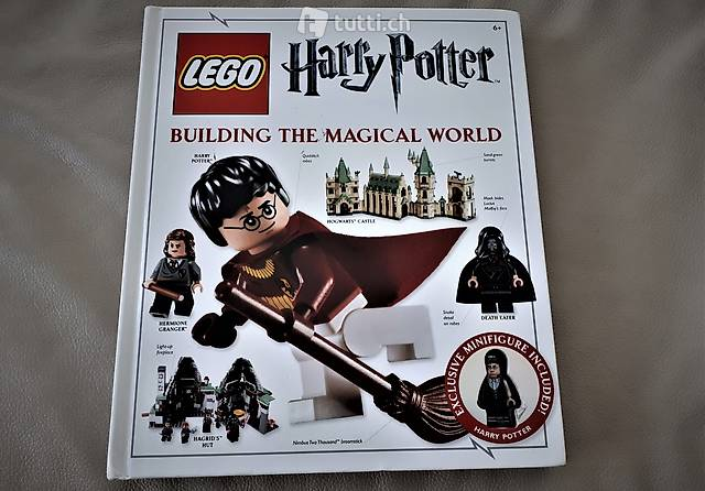 LEGO Harry Potter the Magical World+ Figur
