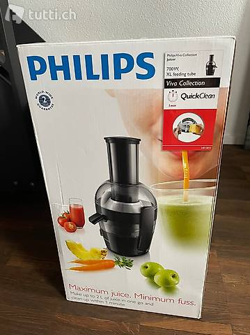 Philips Viva Collection Entsafter