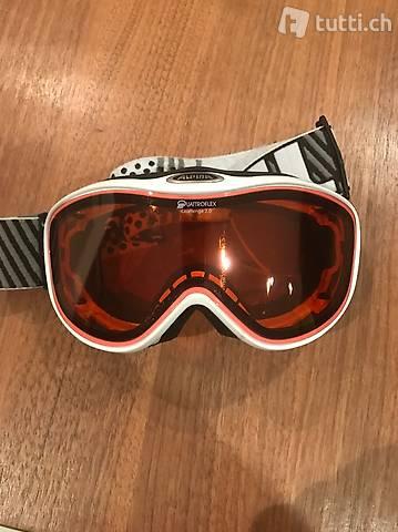 Maschera da sci (anche per portatori di occhiali)