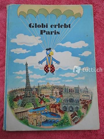 Globi endteckt Paris 13