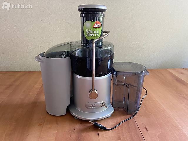 Solis Entsafter Juice Fountain Typ 842