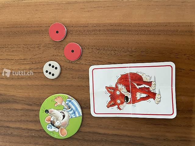 Ersatzteile Zoowaboo Spiel Selecta