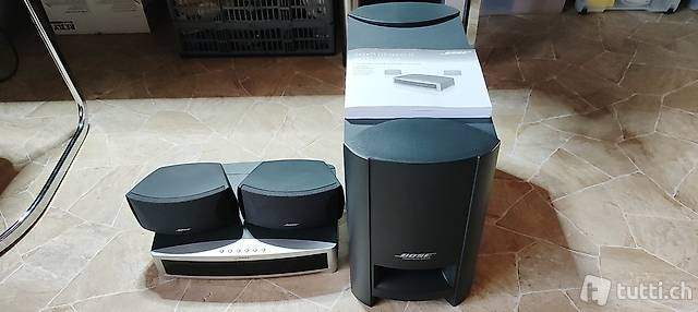 Bose 3-2-1 GS Serie III Home Entertainment System
