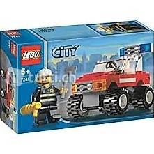LEGO City - Feuerwehrauto