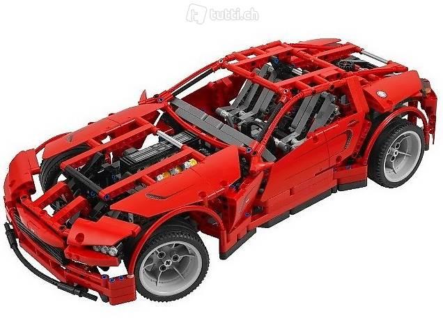 Lego Technic 8070 Supercar