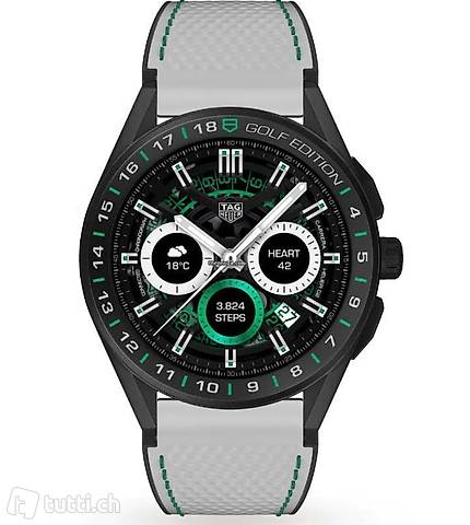 NEU TAG HEUER CONNECTED - GOLF LIMITED EDITION