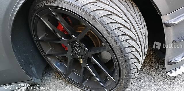 5x112 Audi Alufelgen Concave 19 Zoll
