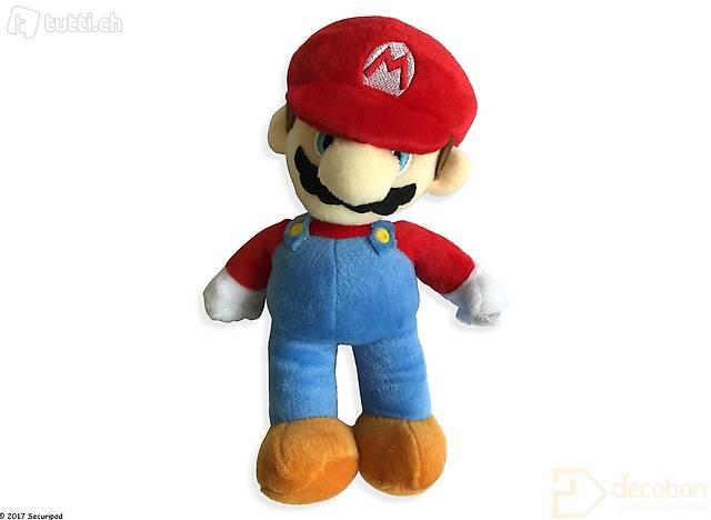 Peluche - Super Mario Bros tout doux - Taille 25 cm - Neuf