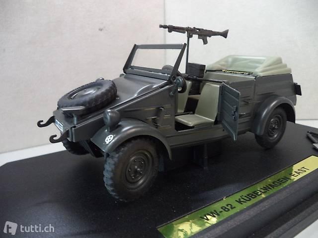 GONIO METAL MODELL VW-82 EAST Kübelwagen 1:24