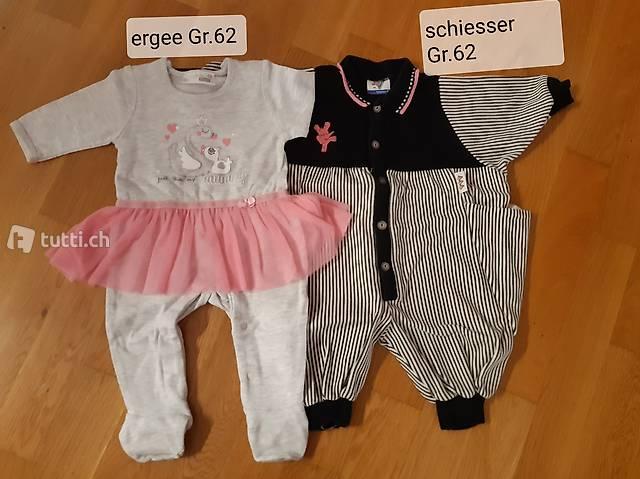Babykleider Gr.62