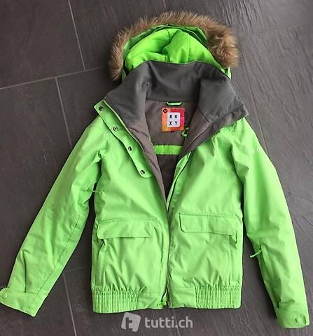 Ski- & Snowboardjacke grün - Roxy - Grösse S