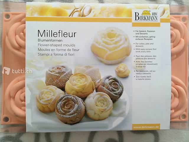 stampo in silicone per muffins