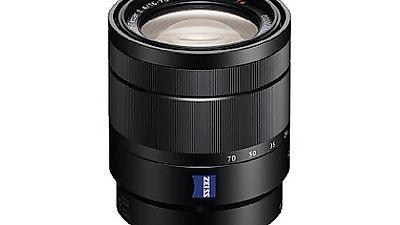 neues Sony Objektiv 16-70mm f4 ZA OSS Zeiss Vario-Tessar